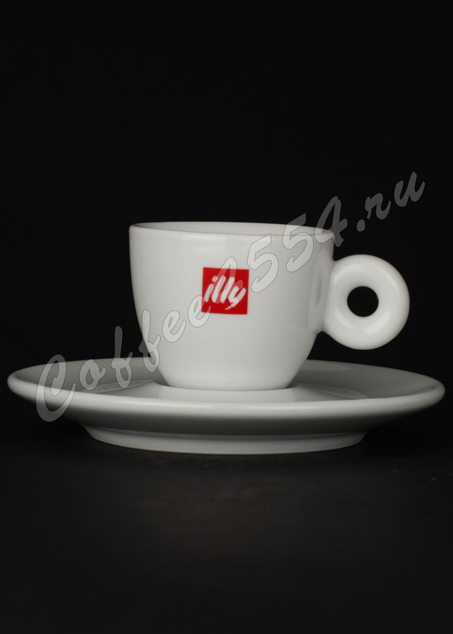 Чашка Illy (Илли) 60 мл эспрессо