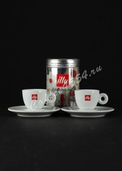 Подарочный набор Illy (Илли) №1
