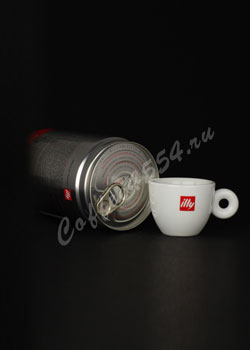 Кофе illy (Илли) молотый 250 грамм средней обжарки
