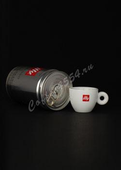 Кофе illy (Илли) в зернах 250 г сильной обжарки