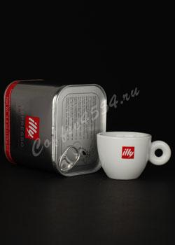 Кофе illy (Илли) в чалдах 125 грамм средней обжарки