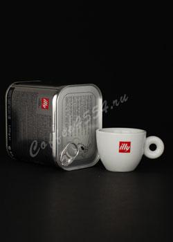 Кофе illy (Илли) в чалдах 125 грамм сильной обжарки