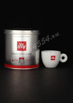 Кофе illy (Илли) в капсулах iperEspresso средней обжарки
