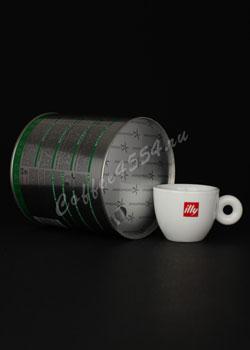 Кофе illy (Илли) в капсулах iperEspresso Decaffeinated