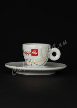 Чашка Illy Live Happ 60 мл эспрессо