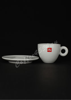 Чашка Illy (Илли) 170 мл каппучио